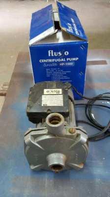 Fluso water pump
