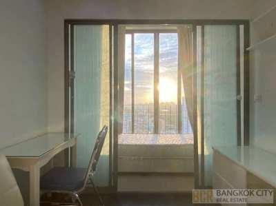 Ideo Q Phayathai Luxury Condo High Floor 2 Bedroom Unit for Rent - Hot