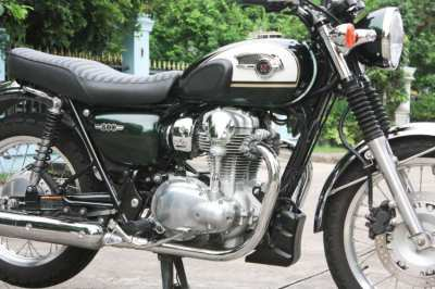 [ For Sale ] Kawasaki W800 2018 Excellent condition