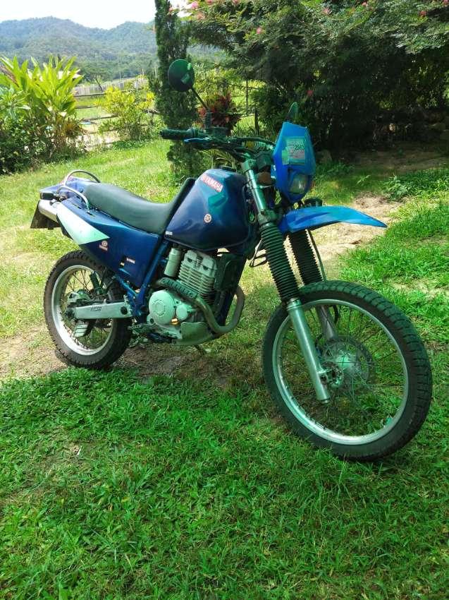 Yamaha TTR250 Enduro