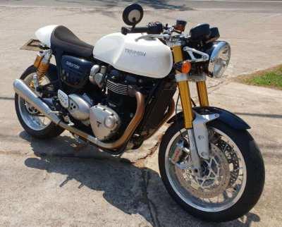 Triumph Thruxton R For Sale