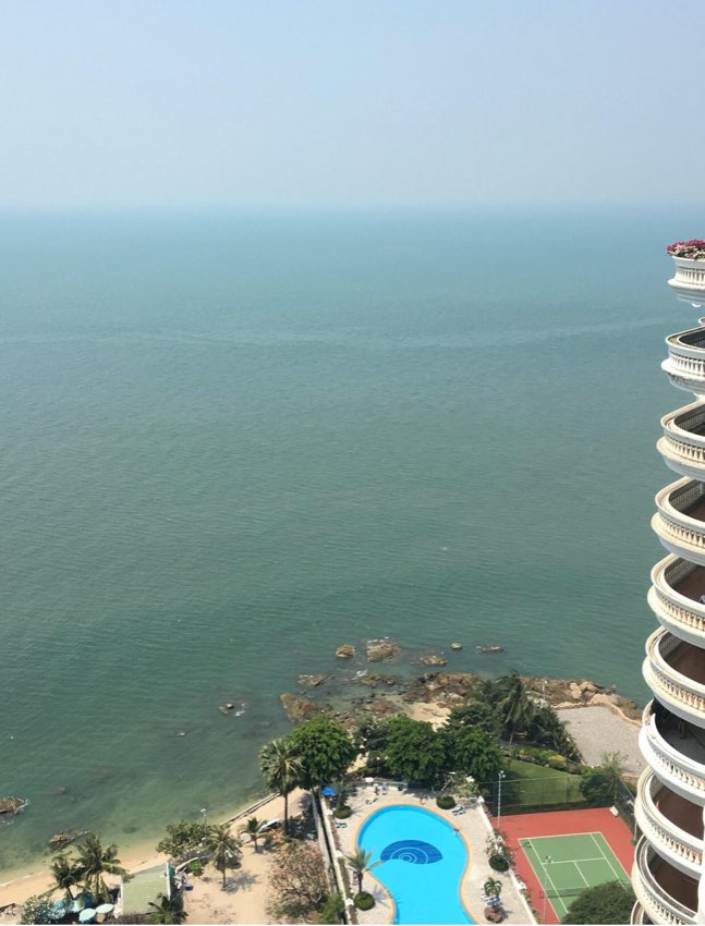 High Floor Sea View Only 3,25 M