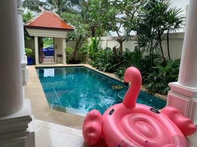 3 Beds Villa For Rent & Sale