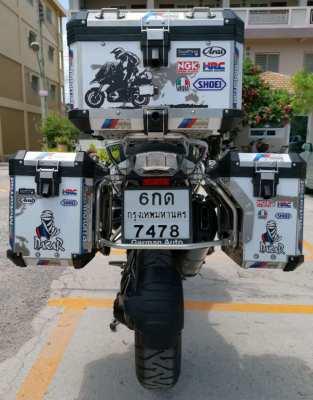 BMW R1200GS       LIKE NEW   9,700 km