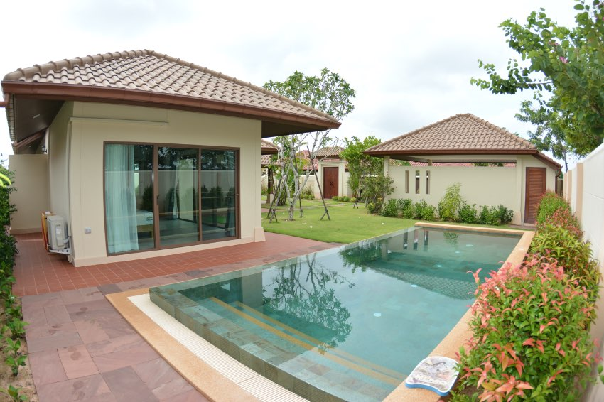 Pool Villa, Baan Balina 4, Huay Yai, 3 Bed, 2 Bath
