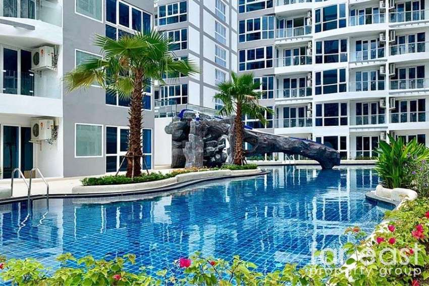 Grand Avenue Pool View Two Bedroom For Sale