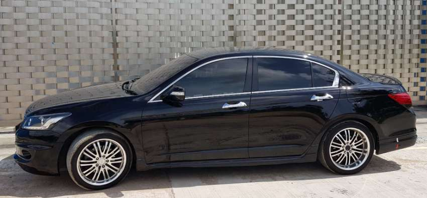 HONDA ACCORD with LPG (Best Quality)
