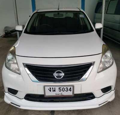 NISSAN ALMERA  160,000 baht