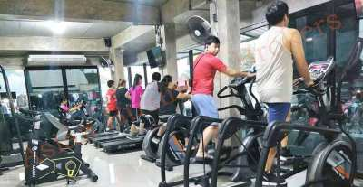 1001019 Newly Open Fitness For Sale In Chiang Mai