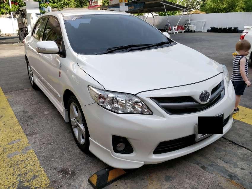 Toyota Corolla Altis 2.0G