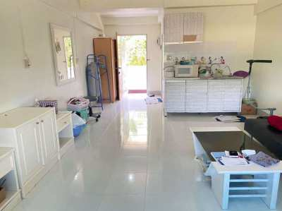 Quick Sale! A 30 sq.m. Furnished located near to Chiang Mai city