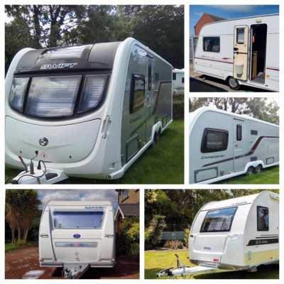 Trailer Caravans in Thailand