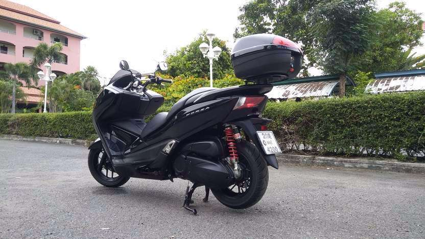 Honda Forza 300 ABS in perfect condition