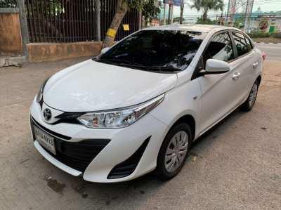 Toyota Yaris ativ 2019