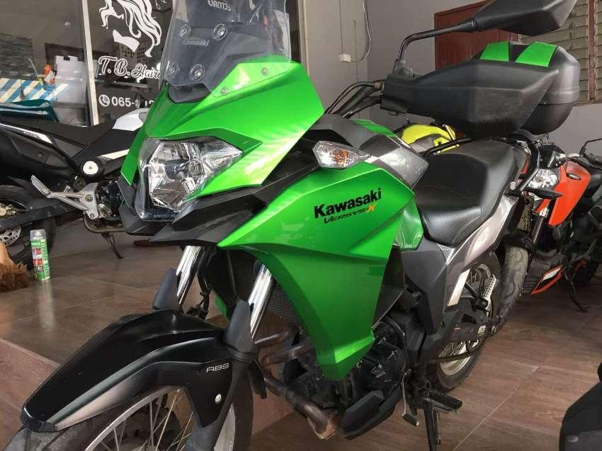 KAWASAKI VERSYS 300-X ABS