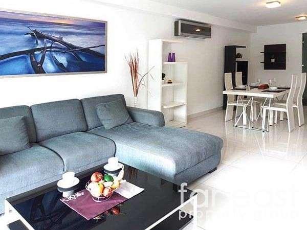 84 sqm. Pratumnak 1 Bedroom Condo - Finance!