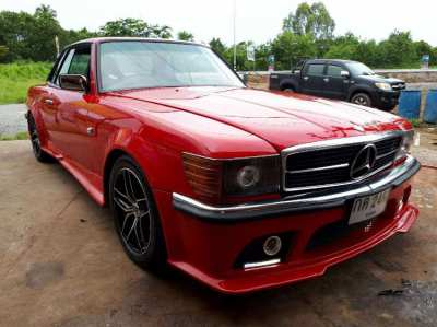Classic Mercedes For Sale - Price Reduced further to THB350,000.00