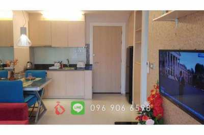 For Sale | 1 Bedroom | Grande Caribbean Condominium (Jomtien)