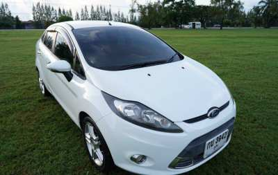 Ford Fiesta Sport Sedan TOP 1.6