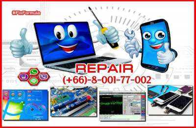 Repair Computers-Smartphones-Electronic