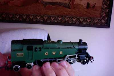 Wanted Model Trains