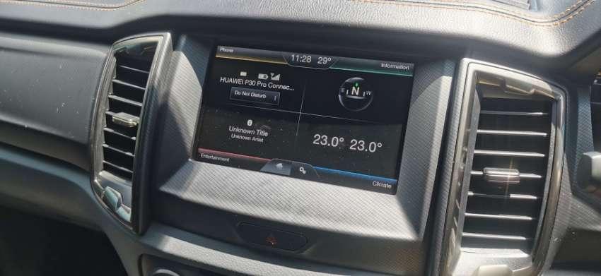 2016 Ford Ranger Wildtrak 3.2L. Only 78xxx km