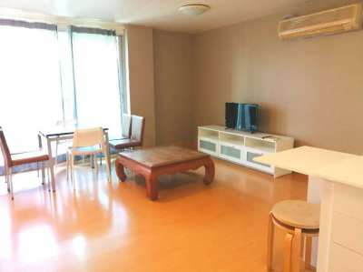 Spacious condo close to BTS Phra Khanong