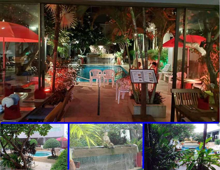 Pattaya South 70 Room Hotel with Spa Bargain Sale
