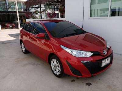 Toyota NEW YARIS 9.990 THB