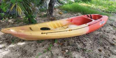 Feel-free Kayak 1 person.