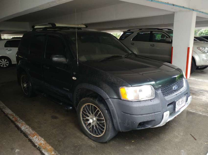 Ford Escape 2004 Duratec 3.0 V6