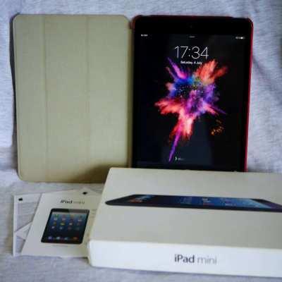 Apple iPad mini 32Gb 3G / 4G (LTE) in Box with Cover