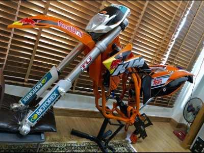 KTM 200 EXC