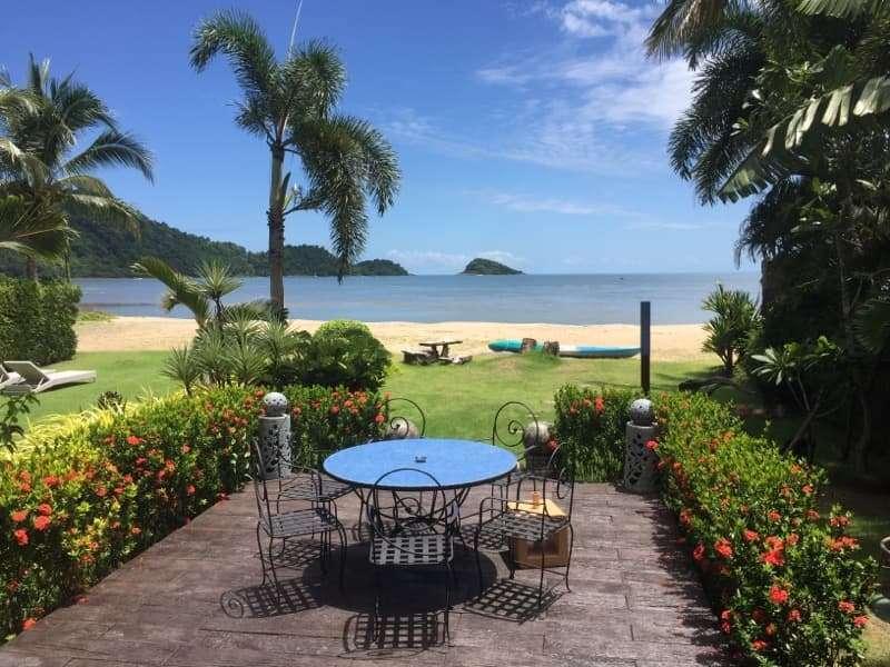 #3127  2 STUNNING VILLAS IN NATIONAL PARK HOLIDAY ISLAND OF KOH CHANG