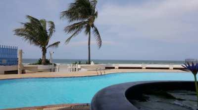 Condo, beautiful view, beach front Hua Hin (Khao Takiap)