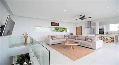 For sale villa sea view in Chaweng Koh Samui - 5 bedroom