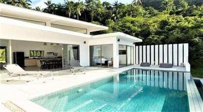 3 bedroom villa for sale in Lamai Koh Samui