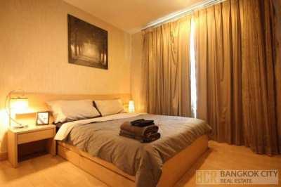 Rhythm Ratchada Luxury Condo High Floor 1 Bedroom Unit for Rent - Hot