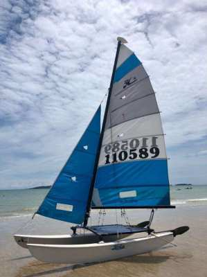 Hobie 16 - well cared for, great condition, ready to race!