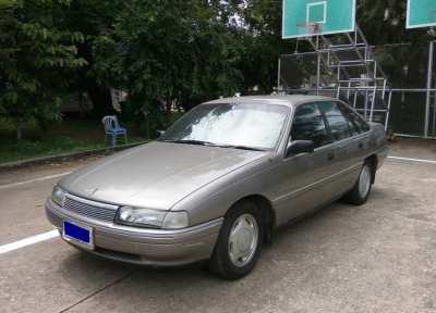 1992 Holden Calais เครื่อง Toyota 1JZ 2500 cc สีเทา เกียร์ออโต