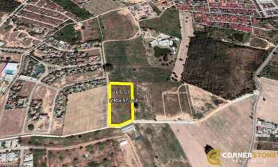 #LS1743  6 Rai Land Plots For Sale In Pattaya