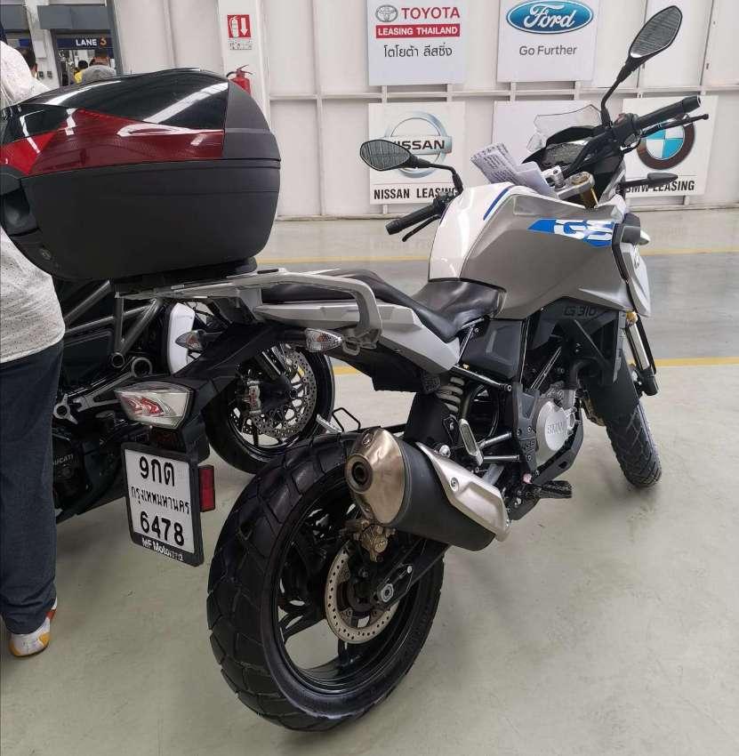 BMW G-310 GS - 13,xxx km Only = Discount 145,000