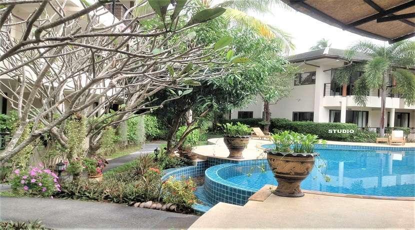 For sale studio in Choeng Mon Koh Samui