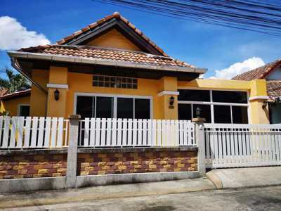 KT-0163 - Detached house for rent with 2 bedrooms, 1 bathroom
