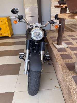 Harley Davidson Fat Boy 2015 3000 Kms