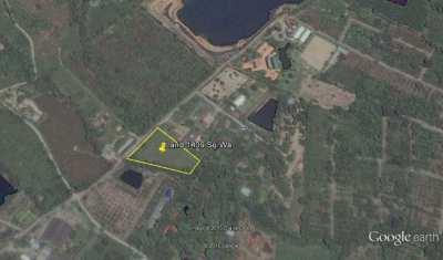 Nice Land for Sale – near Hang Dong Golf Club, 3-2-39 Rai
