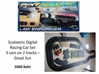 Digital Scalextric Set