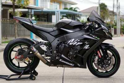 Kawasaki ZX10RR 2017