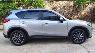 2017 Mazda CX5 2.0 SP (Top Model) Perfect Condition