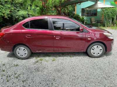 Excellent condition 2018 Mitsubishi Attrage Auto